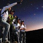 Lluvia de estrellas en El Teide (Agosto)