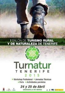 El Cardón dirige Turnatur Tenerife 2015 poster-turnatur-212x300