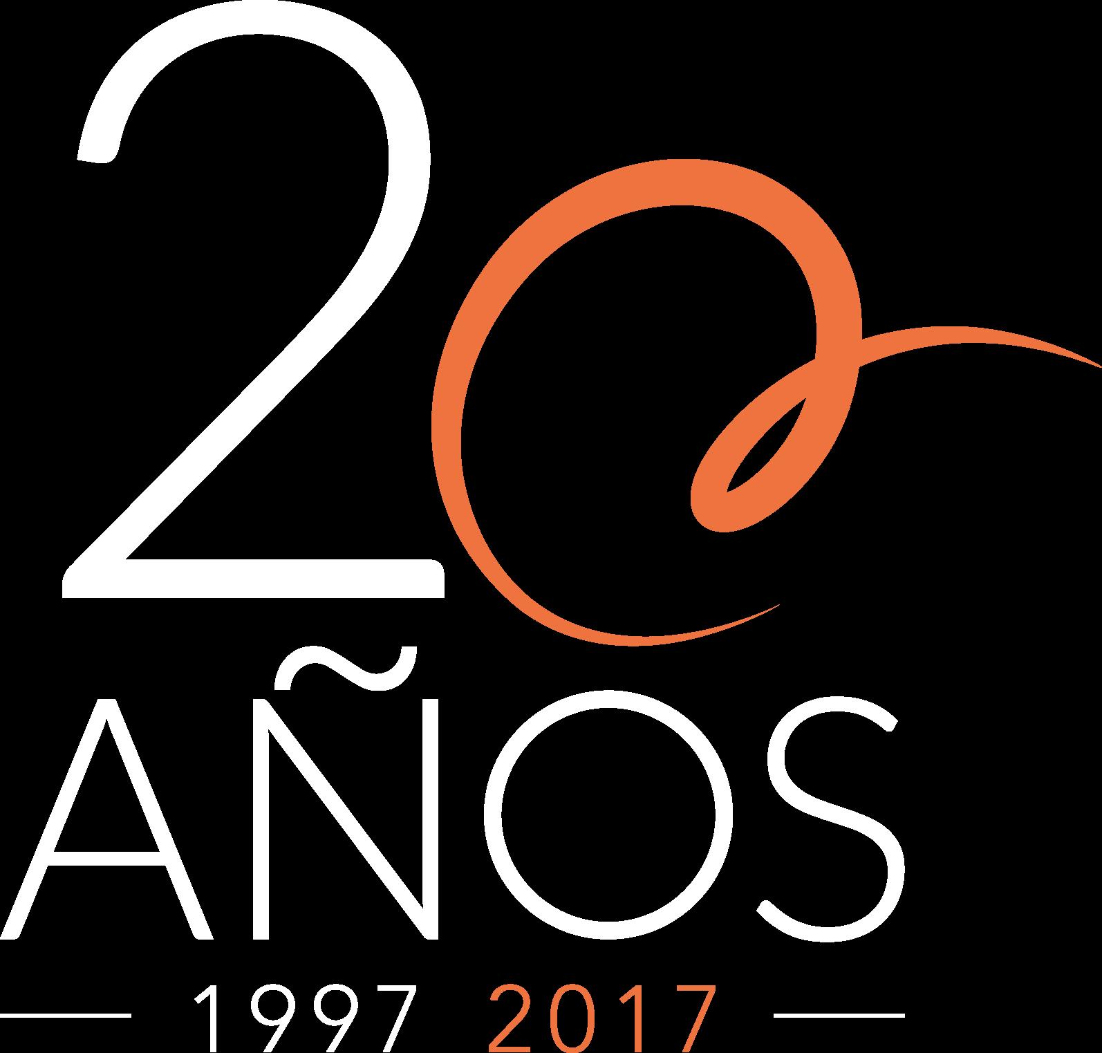 20 años de El Cardón 1997 - 2017